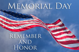 Memorial Day: Remember and Honor