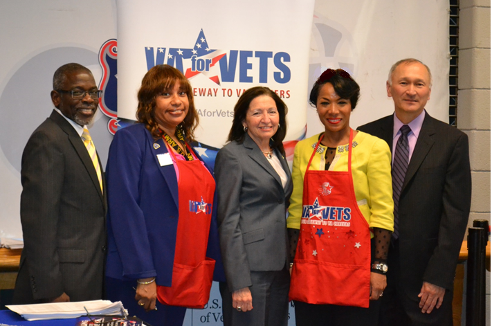 VESO Joins U.S. Chamber Of Commerce for Hiring Our Heroes Event
