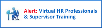 HR Professionals & Supervisors Training