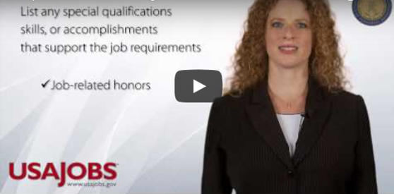 Five Tips for Communicating Your Qualifications Video